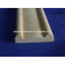 Melhor Preço Boa Qualidade componentes de persianas / 50mm basswood Valance