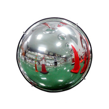 Acrylic Convex Mirror Full Dome Spherical Mirror For Indoor Safety, Traffic Security Convex Mirror/