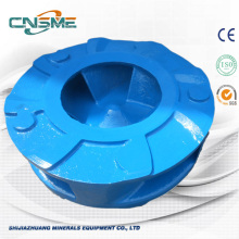 Dipertukarkan Slurry Pump High Chrome Alloy parts