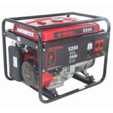 Бензиновый генератор / Бензиновый генератор / Бензиновый генератор / Генератор бензинового генератора / Генератор бензина / Генератор бензина (1кВА-10кВА) (WM5500)