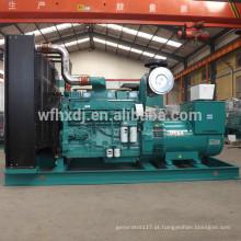 Vendas quentes CE ISO EPA SONCAP 10KVA-1875KVA grande poder gerador diesel conjunto com o famoso motor de marca para vendas quentes
