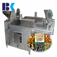 Máquina automática de assar de aço inoxidável