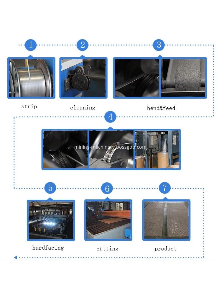 composite steel plates (71)