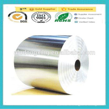 Hydrophilic aluminum foil for air-condition cooling fin