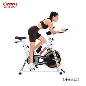 Staande stationaire oefening Spin Bike Indoor Workout