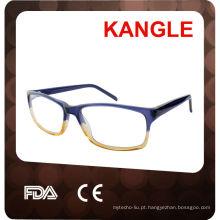 Novos produtos 2017 Optical High Quality Acetate Eyewear