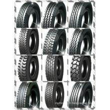 Pneus de camion radiaux / pneus de camion (atteindre CCC, ISO, DOT, ECE, GCC approuvé)