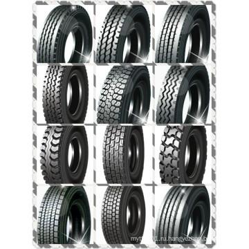 Радиальных грузовых шин/ шин для грузовых автомобилей (КТС, достичь, ИСО, точка, ЕЭК, ССЗ утвержденных)