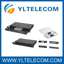 Schiebe-Faser-Patch-Panel