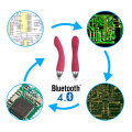 Smart Bluetooth sans fil BLE conception de carte PCB de module, mobile APP contrôlée oeuf intelligent vibrateur PCB fabrication et assemblage
