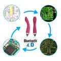 Беспроводной Bluetooth ble модуля печатной платы дизайн, мобильное приложение, контролируемой смарт-вибратор изготавливания&агрегата платы яйцо