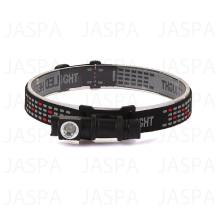 Aluminum CREE XPE2 3W LED Headlamp (21-1S5001)