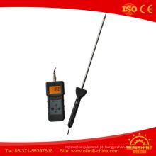 Verificador portátil da umidade do solo do verificador da umidade do gesso do cimento da areia Pms710