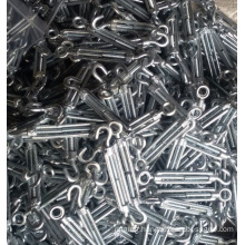 Fastener DIN 1480 Malleable Steel Turnbuckle Rigging Hardware