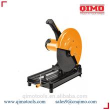Máquina de corte portátil 355mm 2000w 3800r / m herramientas eléctricas qimo