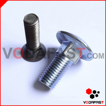 Carriage Bolt Coach Bolt Round Head Square Neck Bolt