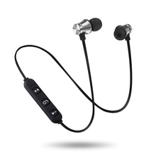 Magnetic Bluetooth Sports Running Wireless Earphone