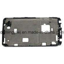 Fundición de aleación de magnesio (AL9063) para la tarjeta del teléfono con el mecanizado del CNC y las ventas calentadas hechas en fábrica china