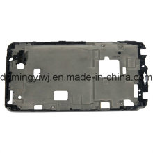 Fundição de liga de magnésio (AL9063) para placa de telefone com usinagem CNC e vendas aquecidas feitas na fábrica chinesa