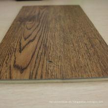alta calidad de 5 mm Unilin Click System WPC suelo de baldosas