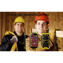 Walkie Talkie Waterproof Rugged Phone