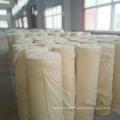 Сплетенная плавкая прокладочная ткань для крышки