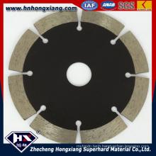 Segmented Diamond Saw Blade CNC Stone Cutting Tools