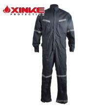 Uniforme de travail 100% ignifuge pour les vêtements de travail de l'industrie