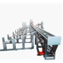 CNC reinforce automatic rebar shearing line machine