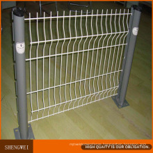 Rectangular Garden Wire Mesh Residential Fence