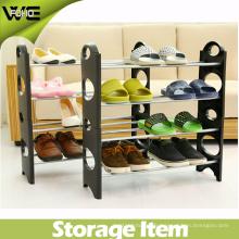 Support fait sur commande de chaussure de ventilation de coin imperméable en plastique