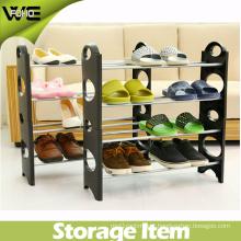 Plastic Waterproof Corner Custom Made Ventilation Shoe Rack