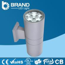 Aluminium haute qualité IP65 imperméable à l'extérieur mur LED lumière 2x15W LED LED mur lumière extérieure