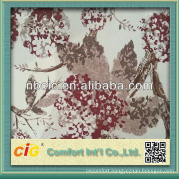 Printing Sofa Polyester Fabric Shaoxing Middle East Style