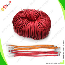 Shopping Bag Handle Rope/Customized Shopping Paper Bag Handle Rope