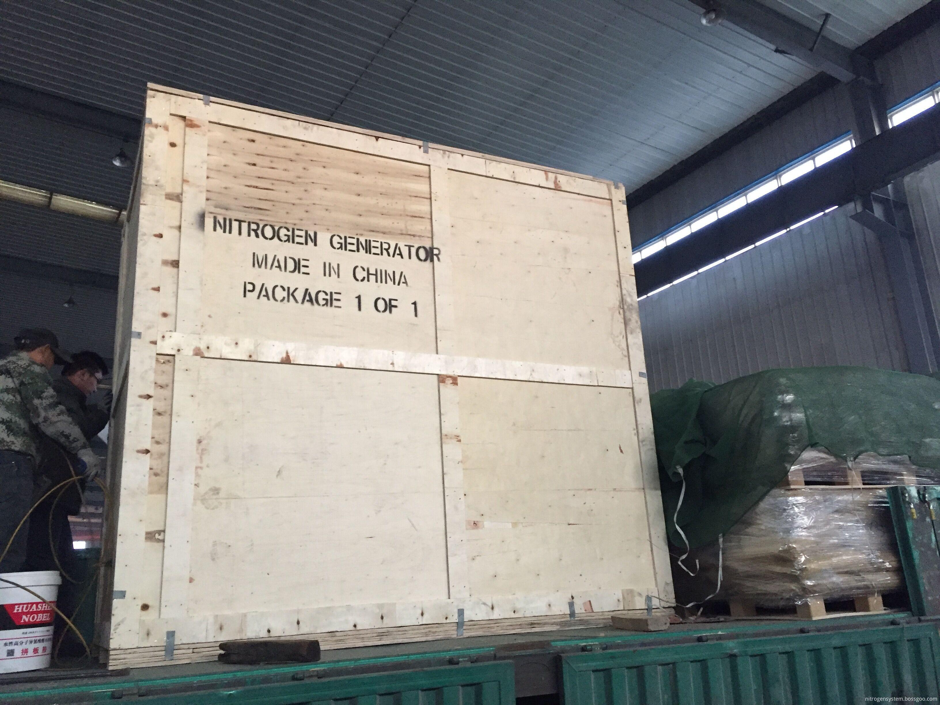 99 140 Skid Nitrogen Generator Package