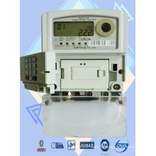 Однофазная клавиатура Предоплата / Предоплата Энергомер с модулем GPRS