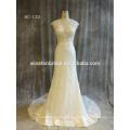 Bester Qualitätsverkauf für freies Verschiffen weltweites Hochzeitskleid