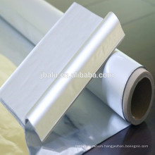 China manufacturer promotional 1060 mirror finish industrial aluminum foil