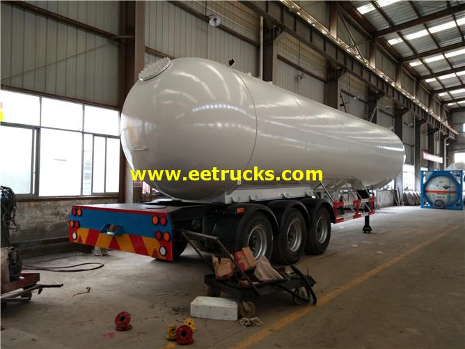 LPG Gas Tank Semi-trailers