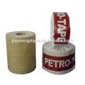 Petroleum tape for marine subsea piles pipes anti corrosion