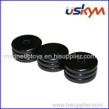 Y10t Isotopic Ferrite Magnet With Single-side Strength,disc Or Block