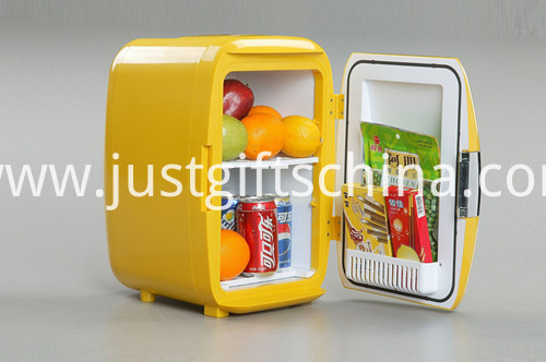 Mini Fridge With Solid Door