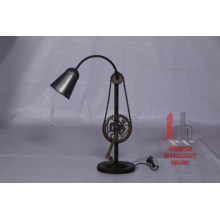 Schmiedeeisen-Lampe