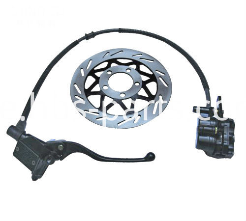 Motorcycle Disc Brake Assy
