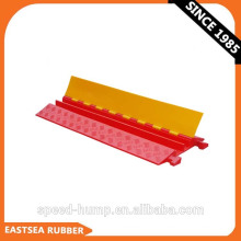 Orange & Yellow Small Type Heavy Duty PU Plastic Underground Cable Cover