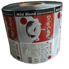 Coffee Packaging Film/Plastic Coffee Roll Film/Cafe Roll Film