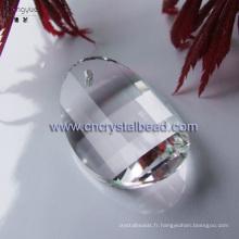 Carrelage décoration verre lustre pendentif