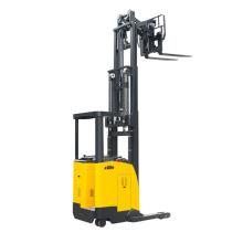 Xilin max.lift height 6.5m Capacity 1500kgs 3300lbs single scissor forklift Electric Fork Reach Truck