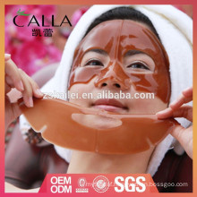 OEM crystal Chocolate mask deep moisture